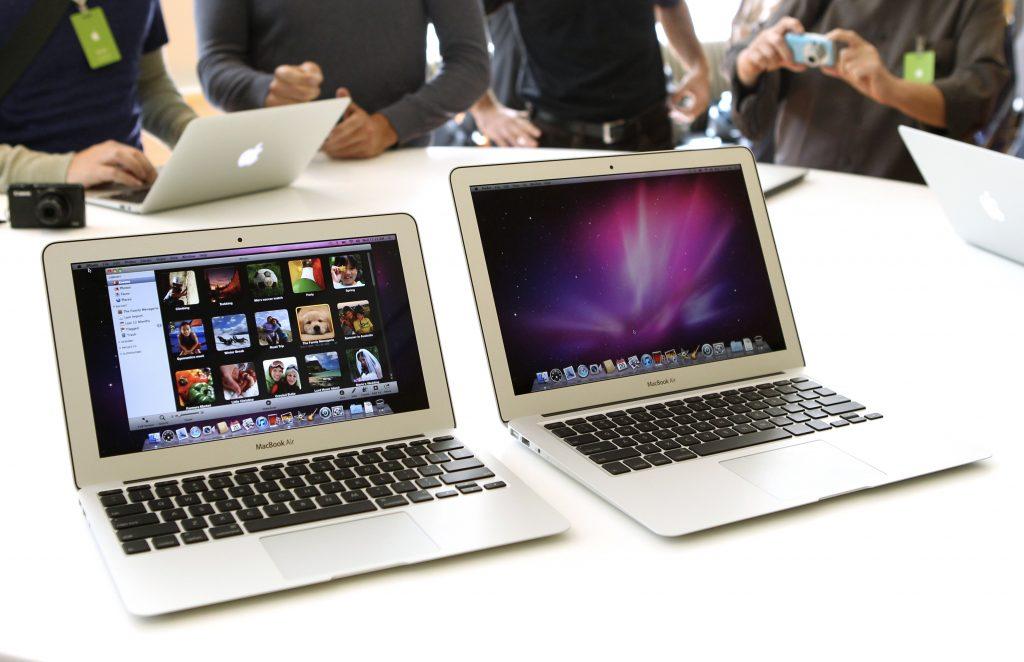 Apple MacBook Air (Reuters)