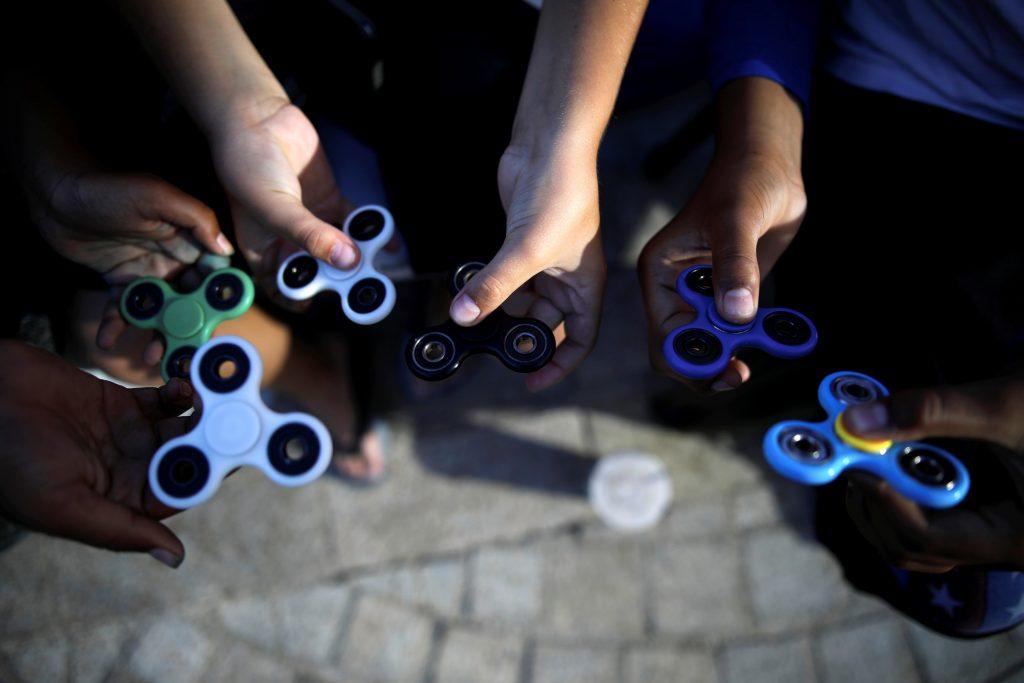 Fidget Spinners (Reuters)