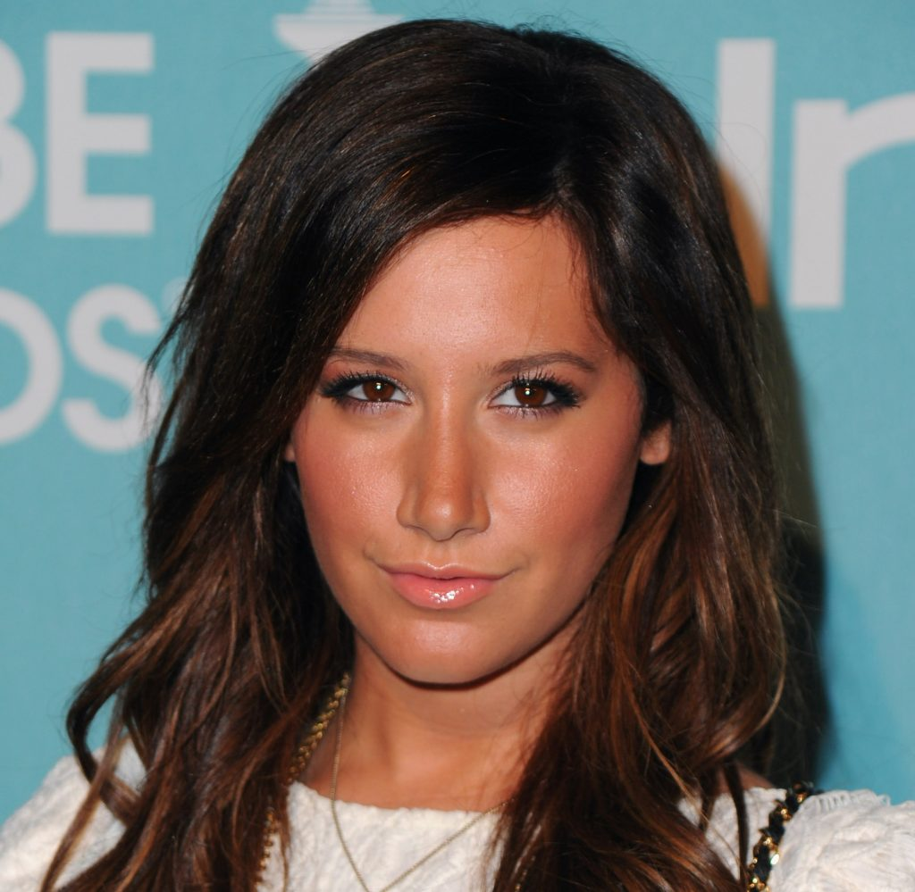Ashley Tisdale - Credit: Getty Images
