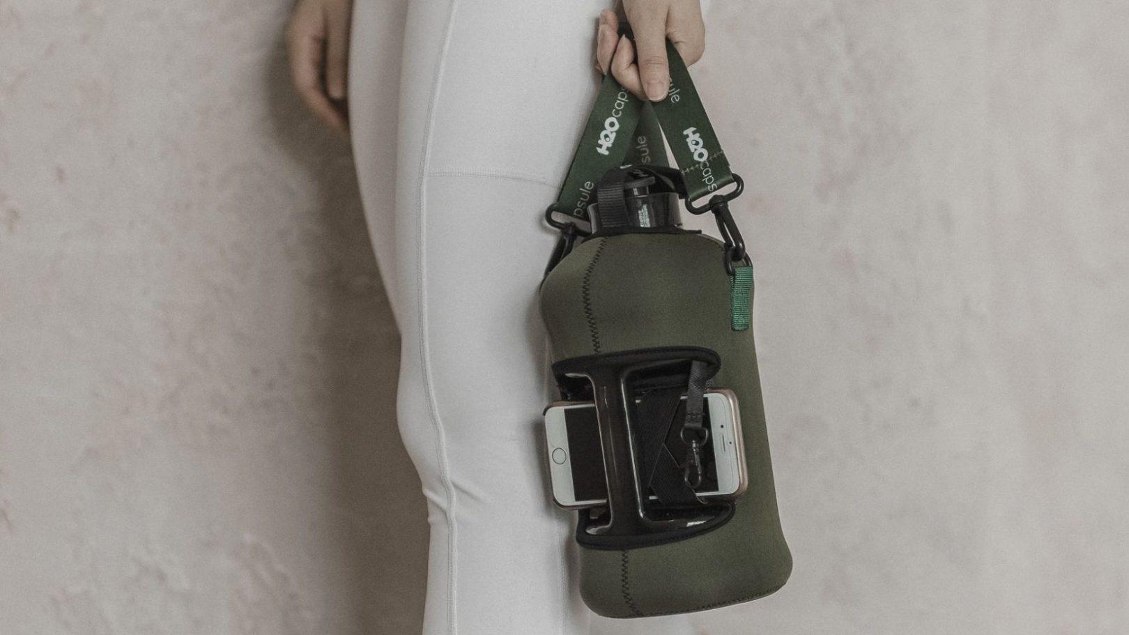 H20 Capsule Water Bottle