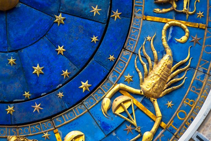 Scorpio astrological sign