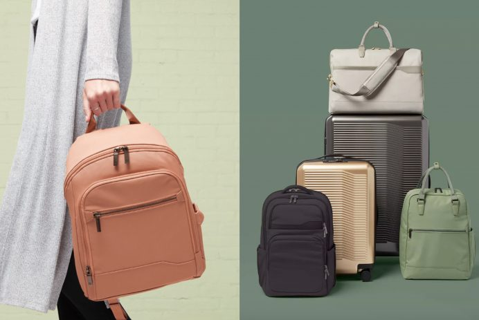 Target launches new Open Story luggage line