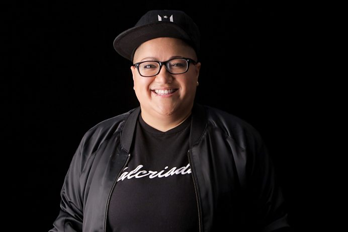 Gabby Rivera at MAKERS Conference