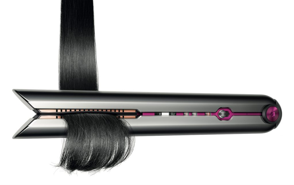 Dyson Just Launched Its First-Ever Hair Straightener, and It's Absolutely Genius