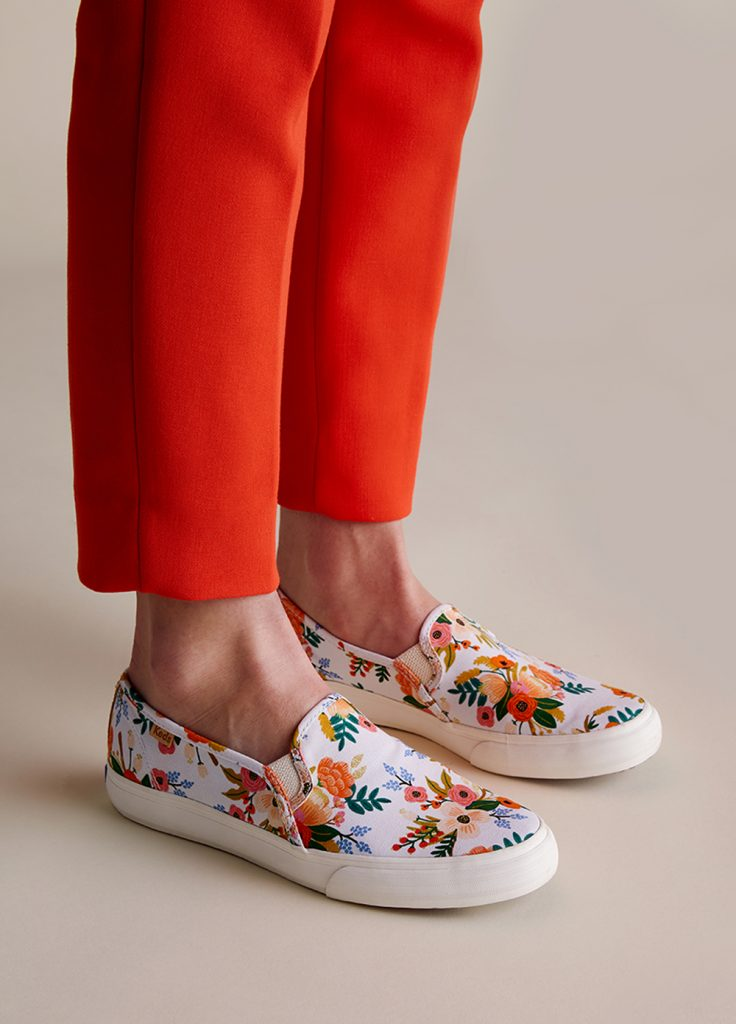 Keds Just Dropped 13 New Rifle Paper Co