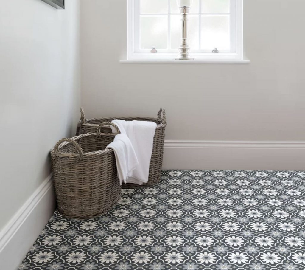 Spruce Up Your Home With Peel And Stick Floor Tiles