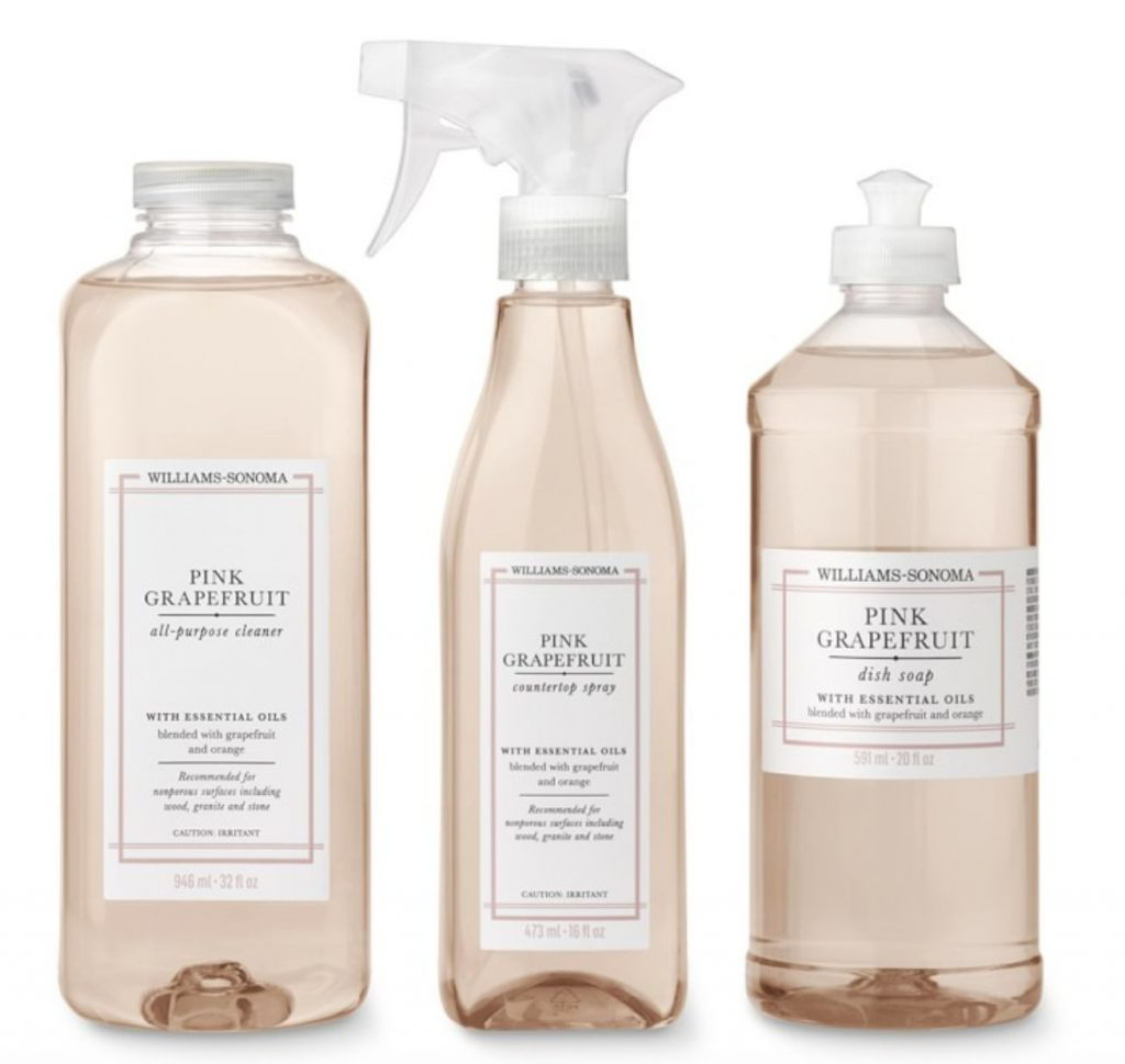 A Ton Of Williams Sonoma S Hand Soaps