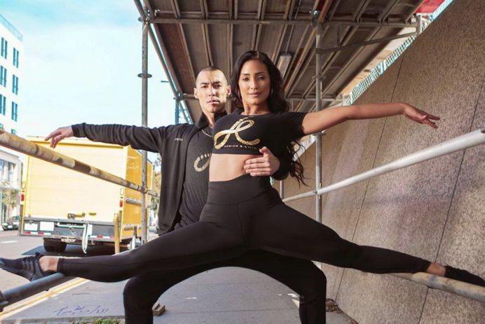 Junior and Emily Alabi