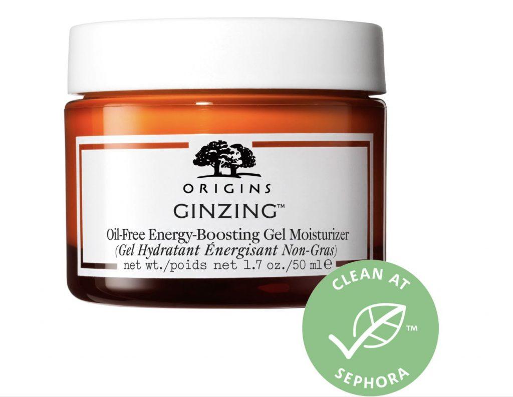 Origins GinZing™ Oil- Free Energy Boosting Gel Moisturizer