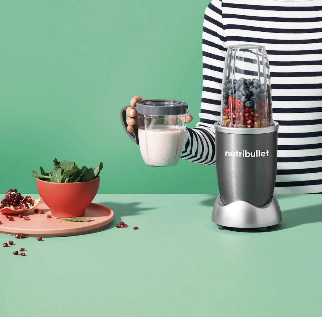 Healthy eating tools. NutriBullet