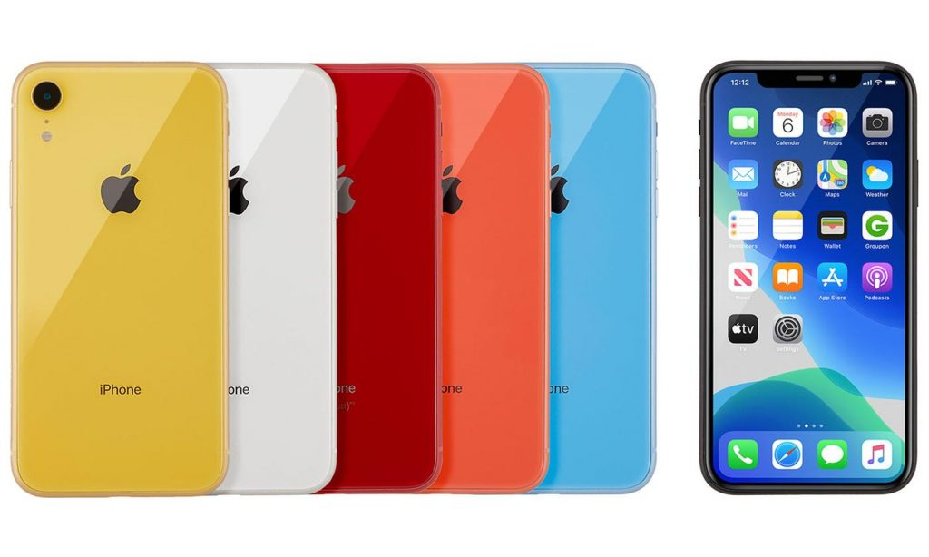 Apple iPhone XR, XS, or XS Max Fully-Unlocked Smartphone (Refurbished A-Grade)