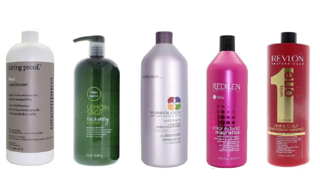 Jumbo Liter Sale: Best Of Haircare Shampoo & Conditioner (Multiple Options Available)