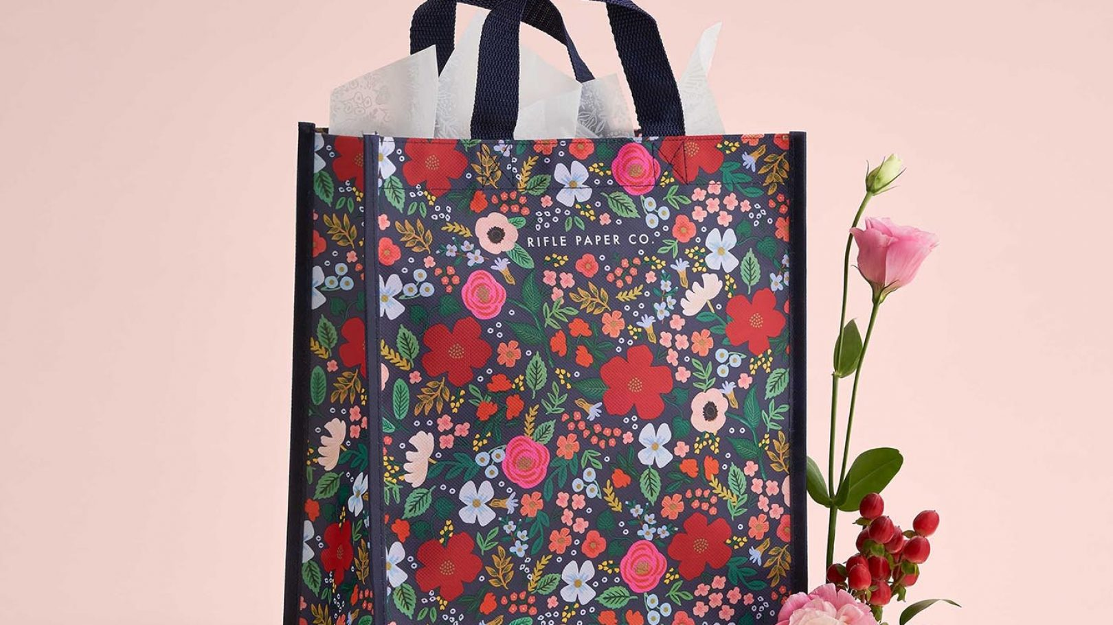 Fashion Zip Tote Bag Mothers Day gift for the BEST MOM EVER