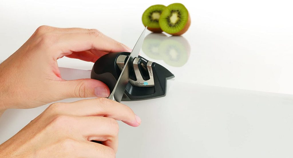 amazon's best-selling knife sharpener