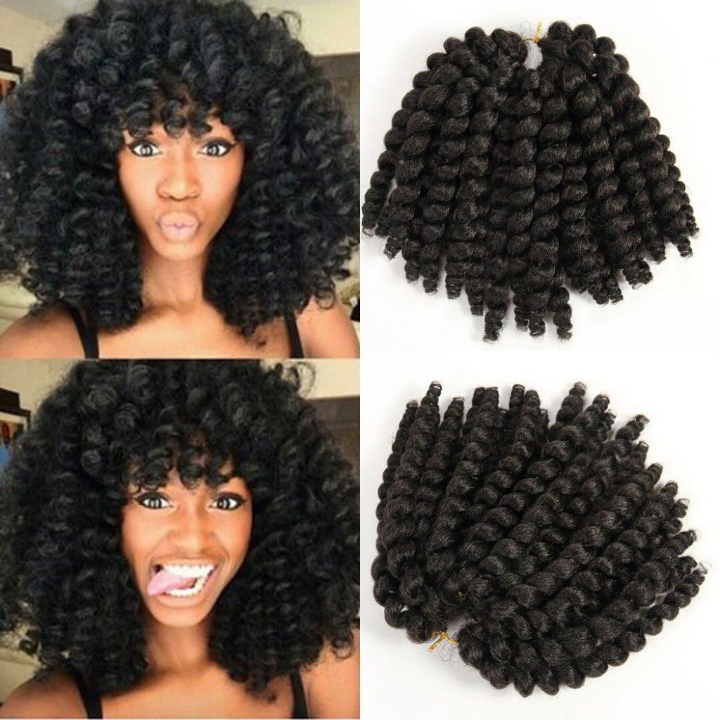 Jamaican Bounce crochet braids