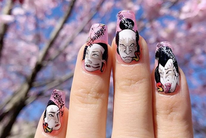 Nails by Yukako Nishino