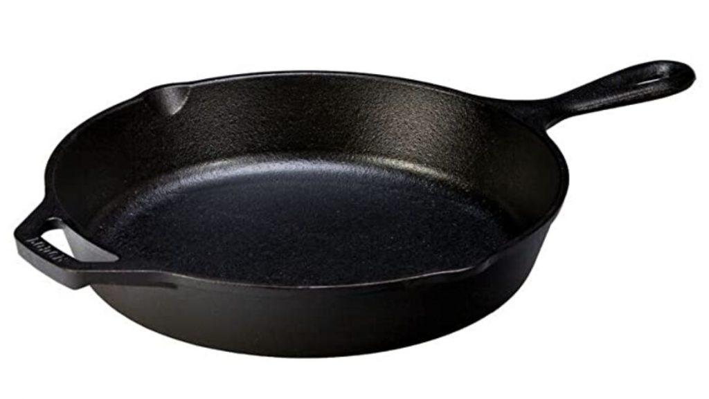 Lodge cast-iron skillet