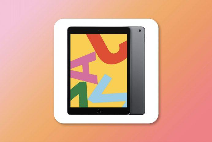 Apple iPad 10.2-inch on sale