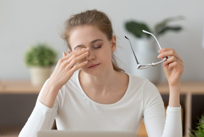Amazon products to help with computer eye strain