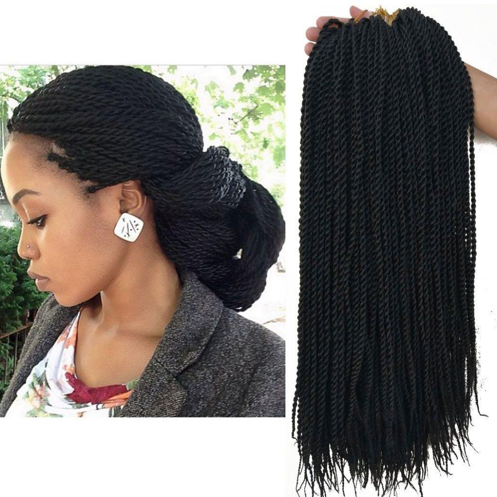 Senegalese Crochet Braids