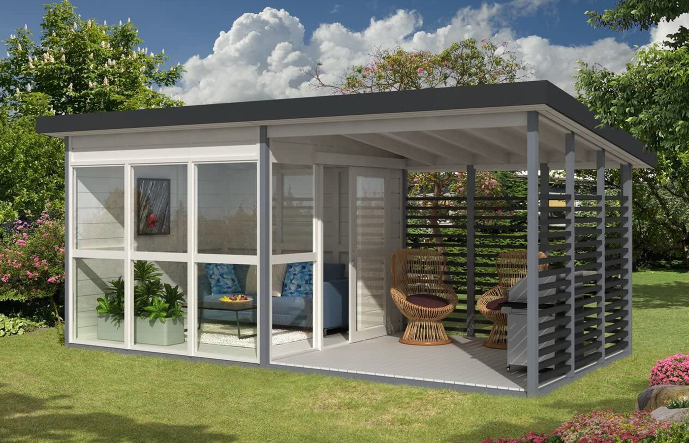 Amazon sells tiny houses for your backyard, and they're selling out fast