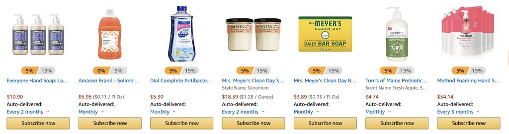 This Is The Secret Way To Save Up To 20 Percent On Amazon Essentials