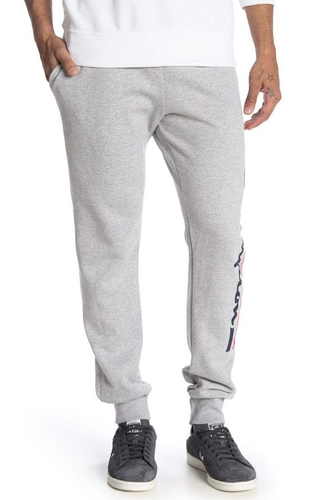 Champion Powerblend Graphic Joggers